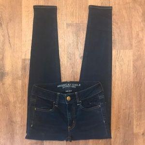 American Eagle super stretch denim jeans Jegging